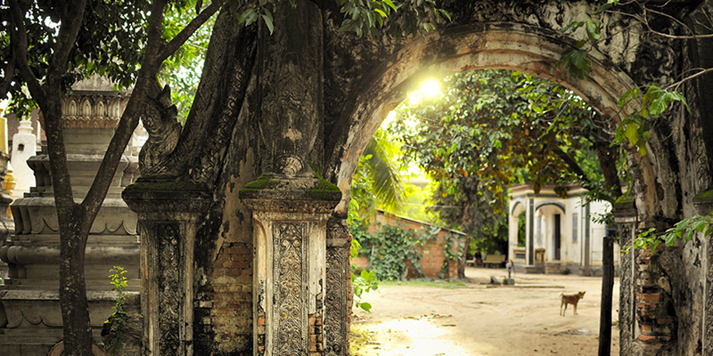 Wat_Tamem Battambang